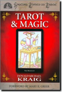 Don Michael Kraig presents Tarot & Magick at The Sacred Bee in Nevada City, CA